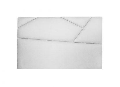 dosseret design blanc literie westelynck