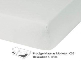 molleton C35_relaxation 4 têtes