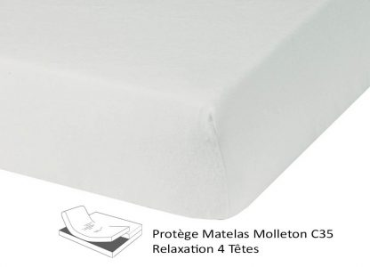 molleton C35_relaxation 4 têtes