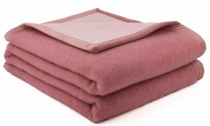 couverture provence bois de rose et rose