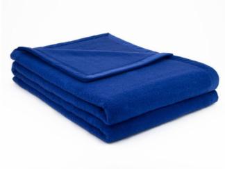 couverture reale bleu roi