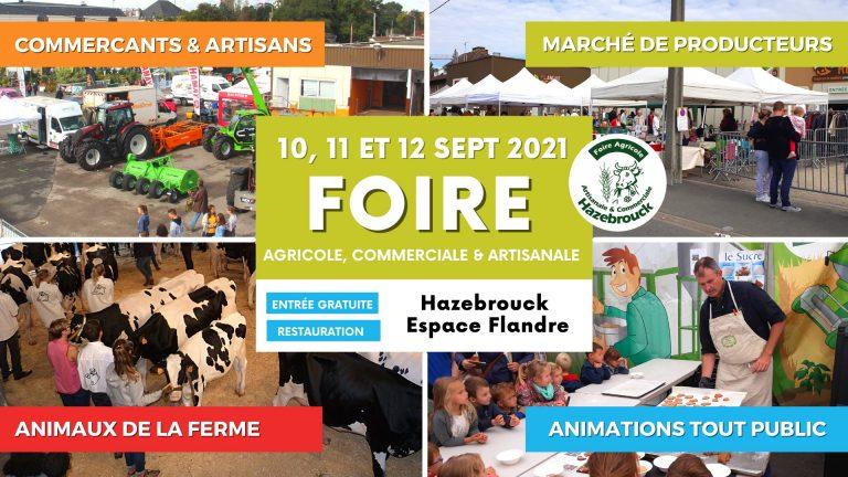 Foire Agricole, commerciale et artisanale d'Hazebrouck
